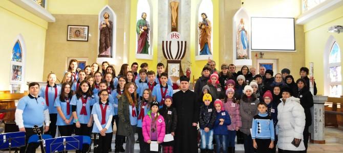 Adeziunea la Actiunea Catolică