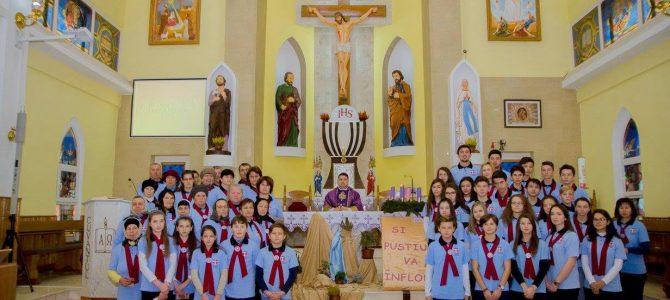 Adeziunea la Actiunea Catolica