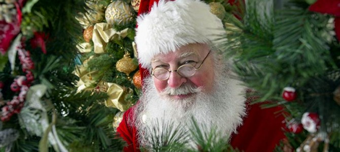 Sceneta de Crăciun și… Moșul