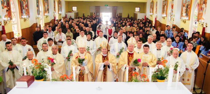 Sărbătoarea jubileului de 50 de ani ai Parohiei